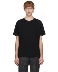 Saint Laurent Black Classic T Shirt