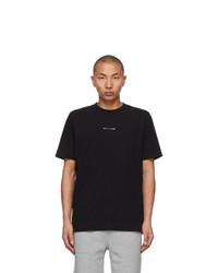 1017 Alyx 9Sm Black Collection Name T Shirt