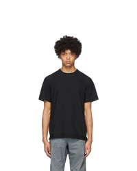 Snow Peak Black Cope Dry T Shirt