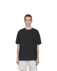 Essentials Black Core T Shirt