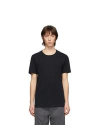 Paul Smith Black Crewneck T Shirt