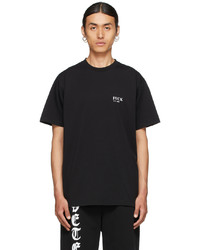 Vetements Black Definition Fuck T Shirt