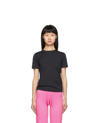 Acne Studios Black Dorla E Base T Shirt