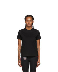 Burberry Black Dovey T Shirt