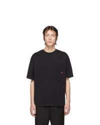 Acne Studios Black Extorr Fruit T Shirt