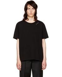 Saint Laurent Black Je Taime T Shirt