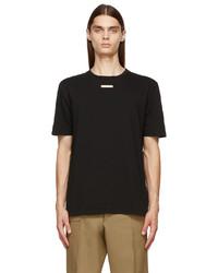 Maison Margiela Black Jersey T Shirt