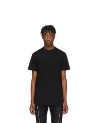 Rick Owens Black Level T Shirt