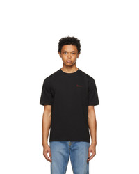 Lanvin Black Logo T Shirt
