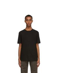 The Row Black Luke T Shirt