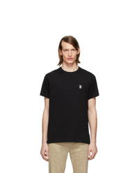 Burberry Black Parker T Shirt