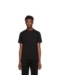 Prada Black Pique T Shirt
