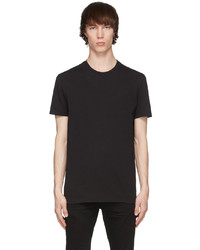 DSQUARED2 Black Round Neck T Shirt