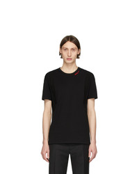 Alexander McQueen Black T Shirt