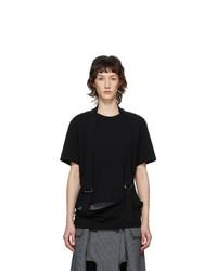 Comme des Garcons Homme Plus Black T Shirt