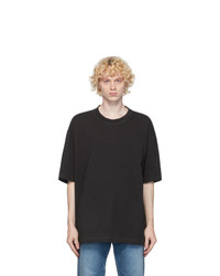 Maison Margiela Black T Shirt