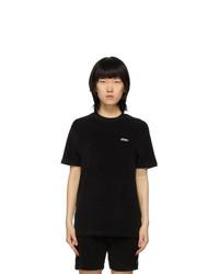 032c Black Terry Y T Shirt