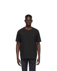 Nudie Jeans Black Uno Njco T Shirt