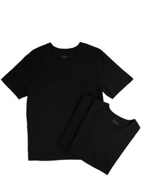 Hugo Boss Boss T Shirt Round Neck 3 Pack Us Co 10145963 01 T Shirt