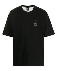 New Balance Chest Logo Patch T Shirt