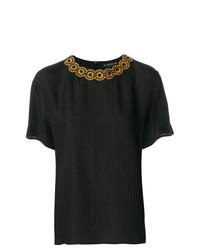Etro Collar Trim Top