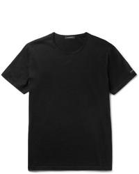 c7370dc0 Men's Black T-shirts by Ermenegildo Zegna | Men's Fashion ...