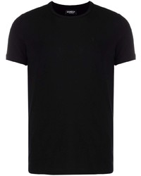 Dondup Crew Neck Fitted T Shirt