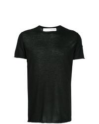 Isabel Benenato Cuff Detail T Shirt