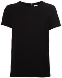 Diane von Furstenberg Melissa Stretch Crepe T Shirt
