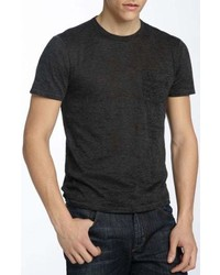 John Varvatos Star USA John Varvatos Burnout Trim Fit T Shirt