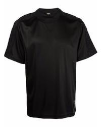 Fendi Logo Panel T Shirt