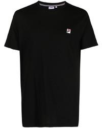 Fila Logo Patch Cotton T Shirt
