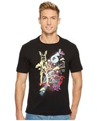 Robert Graham Monterey Pop Short Sleeve Tee T Shirt