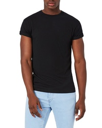 Topman Muscle Fit Roller T Shirt