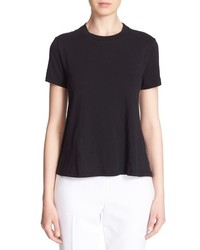 Kate Spade New York Ruffle Back Cotton Tee