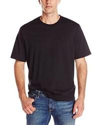 Oxford Ny Black Crew Neck T Shirt