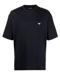 Emporio Armani Rear Logo T Shirt