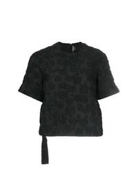 Calvin Klein 205W39nyc Rose Textured T Shirt