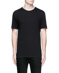 Alexander Wang T By Pima Cotton Jersey T Shirt