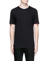 Alexander Wang T By Pima Cotton Jersey T Shirt