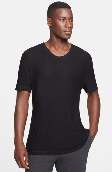 42b679a0b9cda5 Alexander Wang T By Slub Scoop Neck T Shirt, $95 | Nordstrom ...