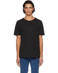 Paul Smith Three Pack Black Cotton T Shirts