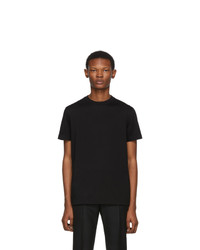 Prada Three Pack Black Jersey T Shirt