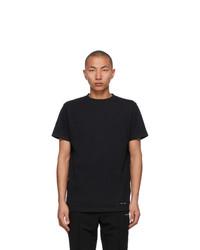 1017 Alyx 9Sm Three Pack Black Jersey T Shirts