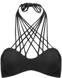Mikoh Night Kahala Bikini Top