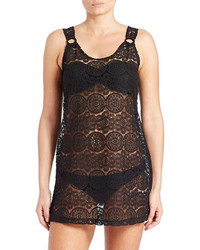 J Valdi Crocheted Cover Up
