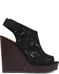 d3d8c88d07f ... Lucky Brand Rezdah2 Crochet Platform Wedge Sandals