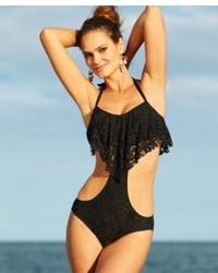 45ee04611e4 Women's Crochet Swimsuits from Macy's | Women's Fashion | Lookastic.com