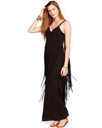 Denim & Supply Ralph Lauren Fringed Tank Dress
