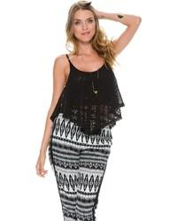 Swell Woodstock Crochet Tank